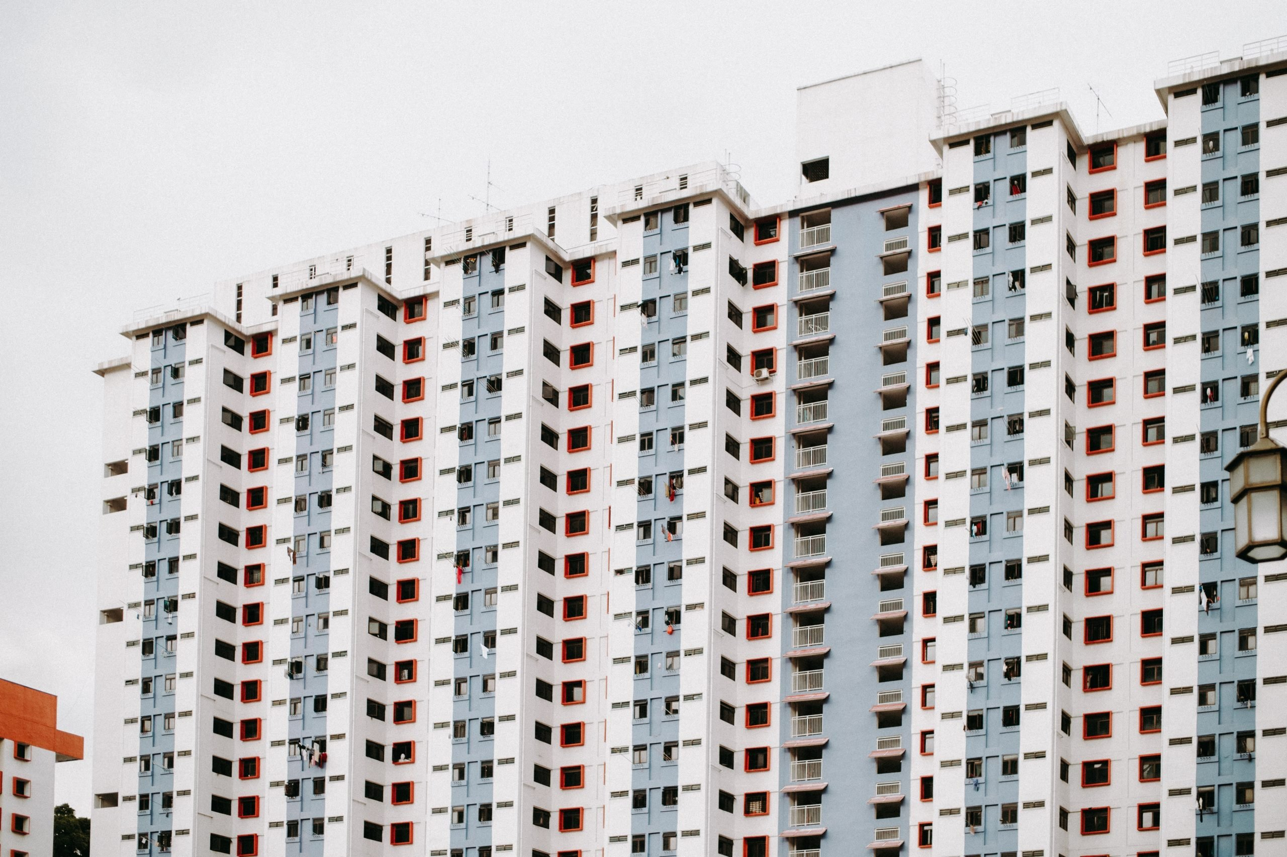 Right to buy housing association