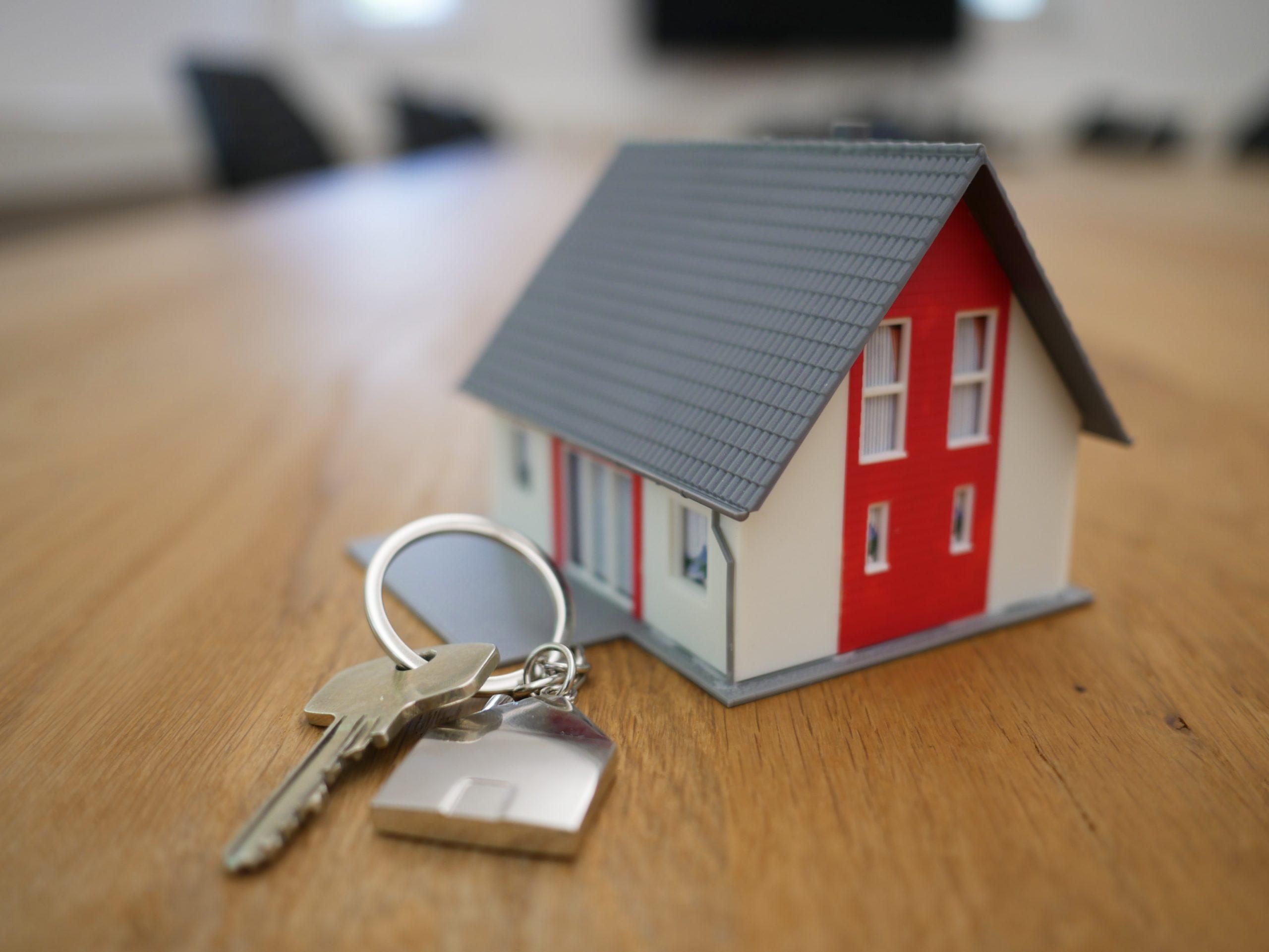 No mortgage needed