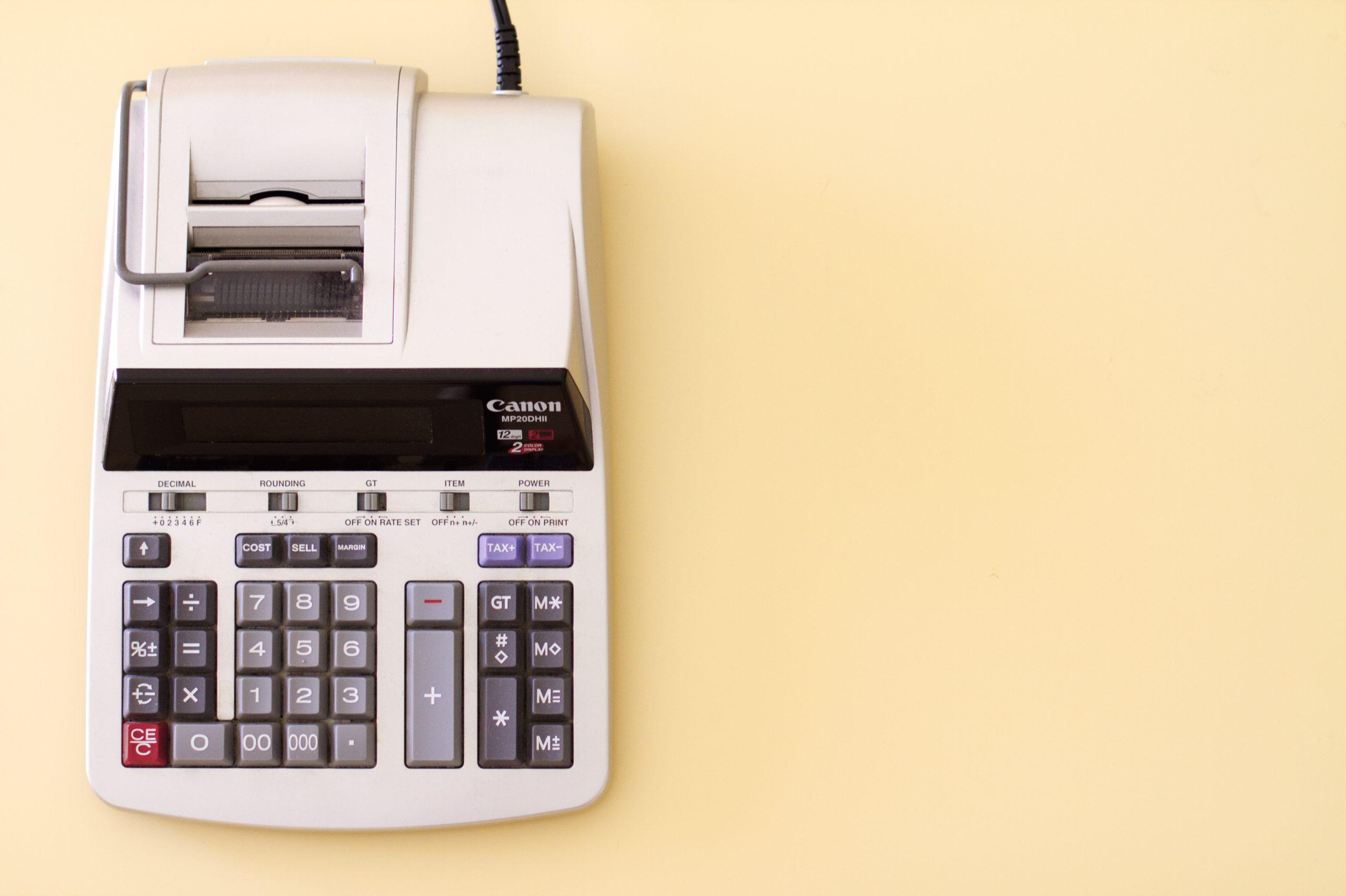 Cost Of Mortgage Calculator